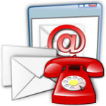 phone email mail contact